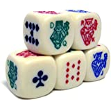 Poker Dice Pack 5 Dice