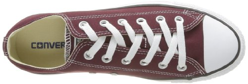 Burgundy All unisex Star Hi Zapatillas Converse qBgX0wX