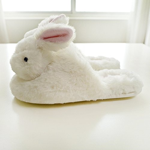 Fleece Memory Treat Cozy Halloween Bunny House Slippers Foam The Happy HALLUCI Women's Trick qEtw0Txx