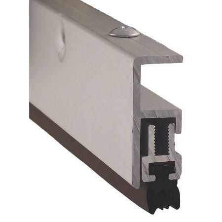Door Frame Weatherstrip, Adjustable, 3ft L