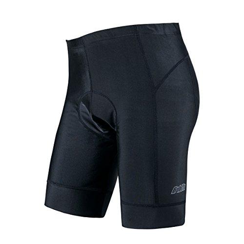 Bpbtti Men's Cycling Shorts Padded Bicycle Pants Biking Tights (XXXL-Waist 40-42