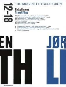 Jørgen Leth Collection 12-18 - 3-DVD Box Set ( 66 Scener fra Amerika / Nye scener fra Amerika / Notater fra Kina / Det legende menneske / Aarhus / Haiti [ NON-USA FORMAT, PAL, Reg.0 Import - Denmark ]