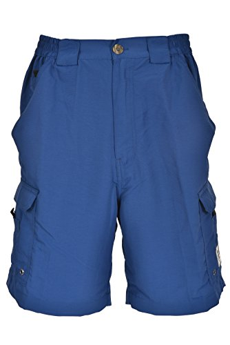 Bay Boca (Bimini Bay Outfitters Boca Grande Nylon Short 31610 Blue 38)
