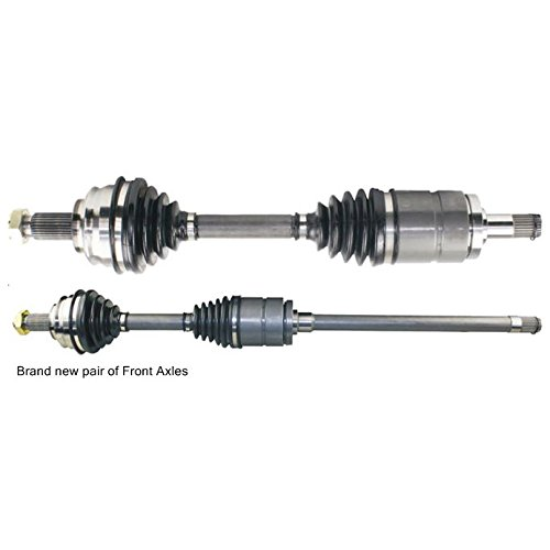Front Right Drive Shaft Assembly product image