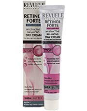 Revuele Retinol Forte Mutli Active Balancing Day Cream, 50ml, 50 milliliters