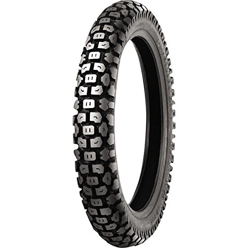 Shinko 244 Dual Sport Front - Rear Tire - 3.50-18/Blackwall (Dual Sport Tires compare prices)