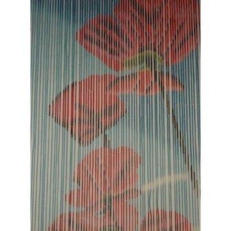 Rideau De Porte / Perle Bambou Poppy / Nouveau: Amazon.fr: Cuisine ...