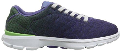 Skechers Go Walk 3stealth - Zapatillas Mujer Violett (PRGR)
