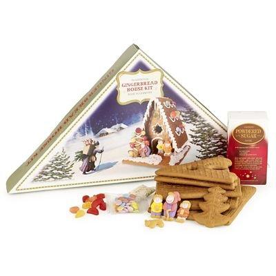 Lakeland Traditional Gingerbread House Kit Gift Set 750g