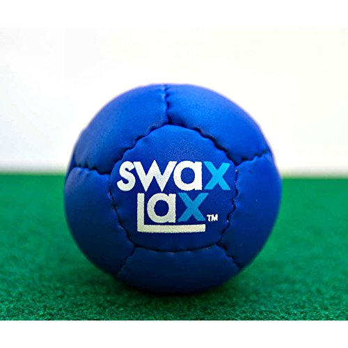 Swax Lax Lacrosse Training Balls Blue