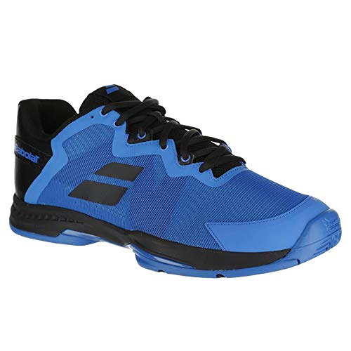 Big Blue Dive - Babolat SFX 3 All Court Mens Tennis Shoe - Diva Blue/Black - Size 9.5