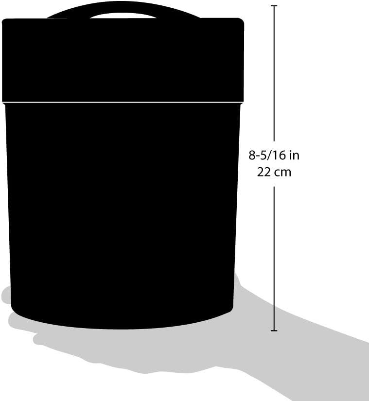 TIGHTVAC Kilovac 8 oz to 2.5 lbs Vacuum Sealed Dry Goods Storage Container