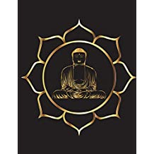 5 Year Journal Diary: A five year memoir, five year journal One line a Day Journal, Buddhist Journal, five year memory journal, 8.5x11 Diary, Dated and Lined Book, Buddha theme