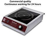 MDC 3500 Watt Commercial Induction Cooktop Burner, Induction Hot plate