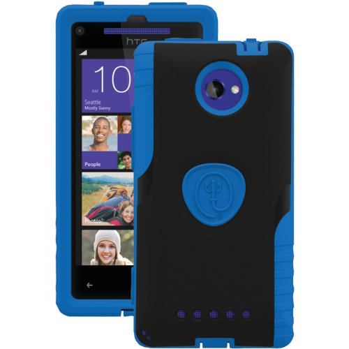 Trident Systems AG-HTC-8X-BLU Aegis Case for HTC 8X - 1 P...