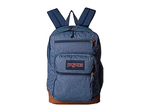 JanSport Unisex Cool Student Blue Honey Dobby One Size