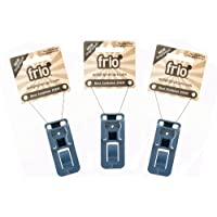 Frio V2 Universal Locking Coldshoe Three Pack