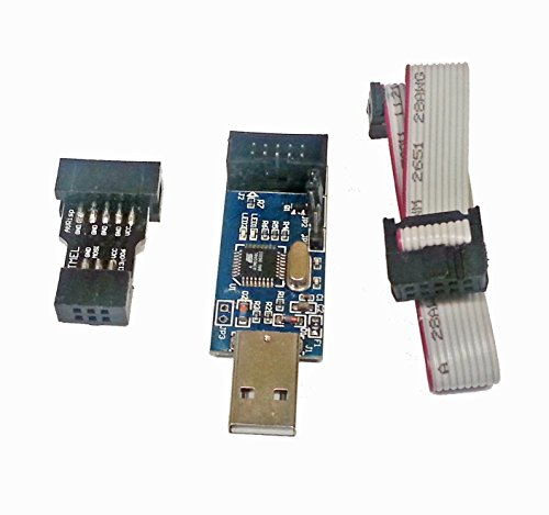 USBasp AVR Programming Device for ATMEL Quadcopter KK2 KK2.X Update Tool by Atomic - Avr Programmer