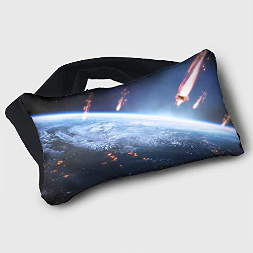 Eye Mask Eye Pillow Mass-effect-wallpapers-hd-10 Eyeshade Blindfold For Yoga Sleep Aid Stress Relief Travel Work ()