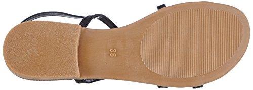 CAFèNOIR Sandal - Sandalias de vestir de piel para mujer multicolor - Mehrfarbig (226 MULTINERO)