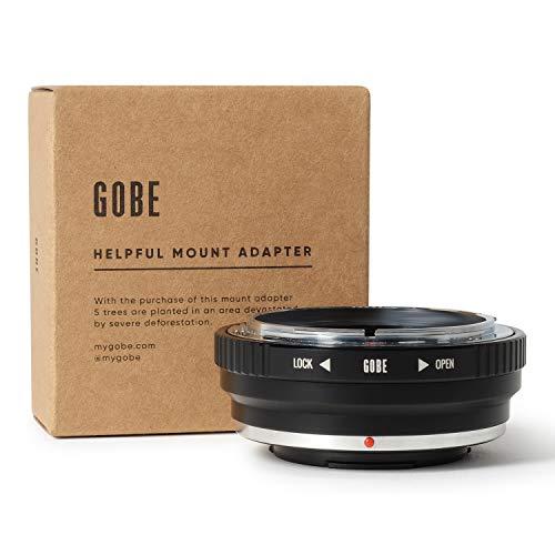 Gobe Lens Mount Adapter