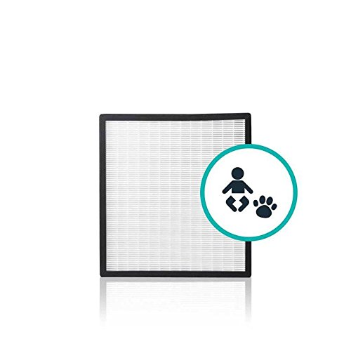 Alen - HEPA-OdorCell Filter for Alen BreatheSmart Air Purifiers - Black BF35-MP
