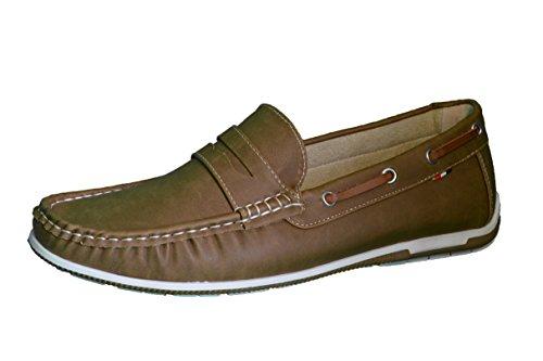 Elifano Stivali Camel Uomo Ko800 Le Con Frange Footwear qvBAfqw
