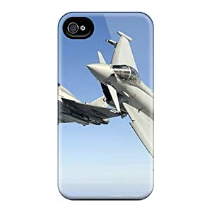 Perfect Fit AUDSjER8277jYjlH Ef2000 Typhoon Case For Iphone - 4/4s