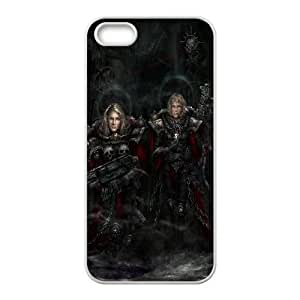 Sisters Of Battle Warhammer 0 Game iPhone 4 4s Cell Phone Case White present pp001_9616122