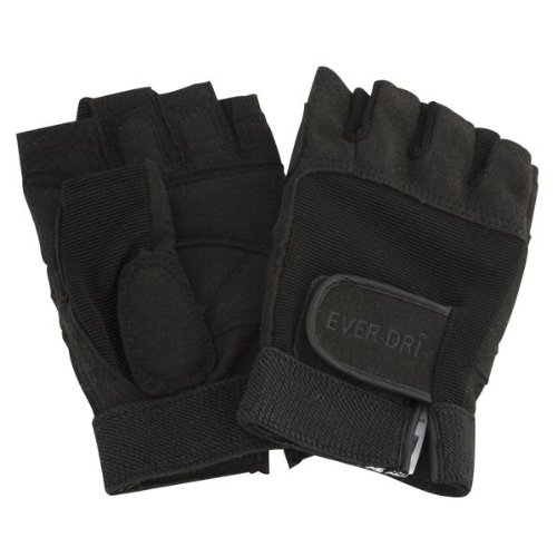 Director's Showcase EVER-DRI Color Guard Gloves (Black, X-Small)