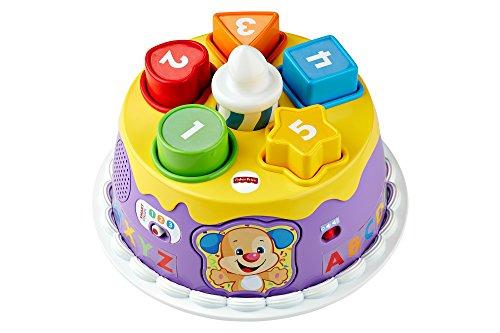 Strange Fisher Price Dyy03 Learning Fun Birthday Cake Britdeals Personalised Birthday Cards Beptaeletsinfo