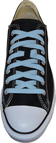 light blue laces - 7