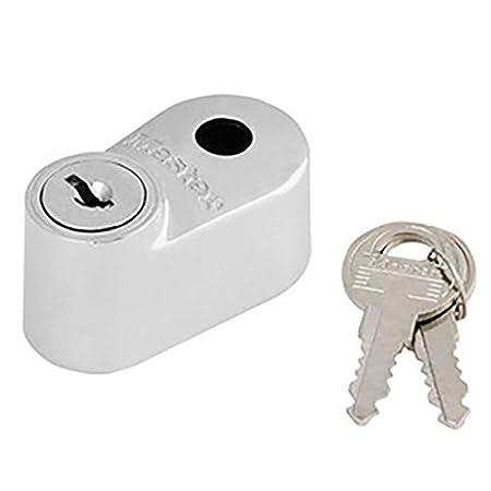 Master Lock Tire Lock, Lug Nut Style Spare Tire Lock, 262DAT