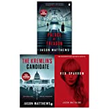 Red sparrow trilogy jason matthews collection 3 books set