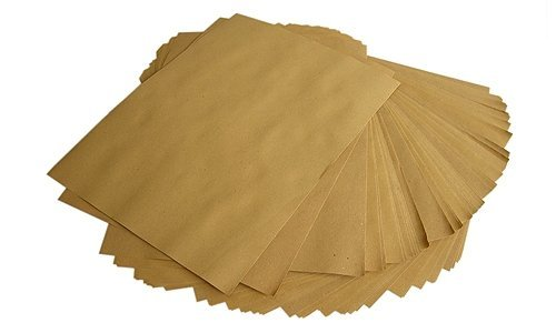 6 opinioni per Carta paglia- Formato cm. 40x50- Confezione da 500 fogli- Tovagliette rustiche
