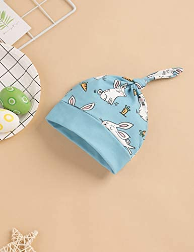 MY FIRST EASTER OUTFIT INFANT BABY BOY LONG SLEEVE BOW TIE ROMPER BUNNY PANTS WITH HAT EASTER CLOTHES SETS