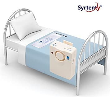 Syrtenty Bed Alarm & Long Term Sensor Pad - Fall Prevention Bed Alarms for  Elderly - Bed Exit