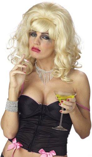 [Women's Blonde Courtney Love Wig] (Courtney Love Costume)