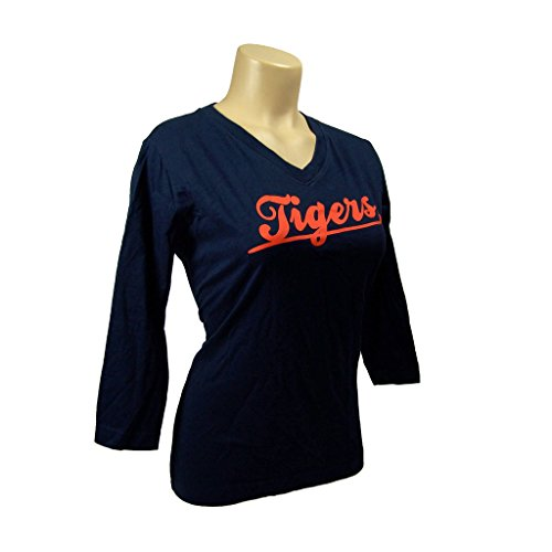 Clemson Tigers Official Long Sleeve Classic Tee by Glitter Gear Sz (Tigers Glitter Gear)