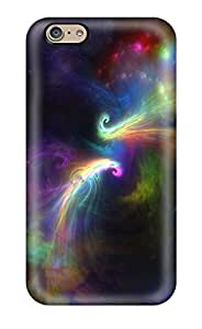 Premium Digital Art Heavy-duty Protection Case For Iphone 6 Sending Free Screen Protector