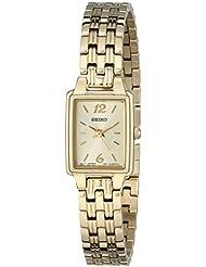 Seiko Womens SXGL62 Stainless Steel Watch