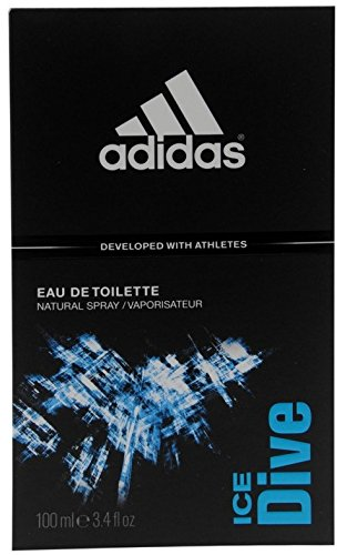 Adidas Ice Dive Eau de Toilette 100ml Vaporizador: Amazon.es