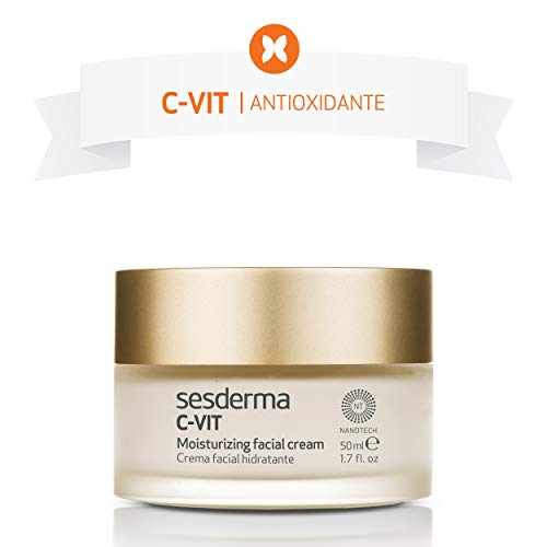 Sesderma C-Vit Moisturizing Facial Cream 1.7 Ounce