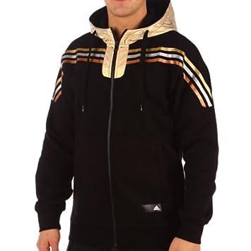 adidas Seasonal Favorites olímpico Sudadera con Capucha Schwarz W53365 tamaño: 48 EUR/50 | Nosotros M | sportgröße 6/7: Amazon.es: Deportes y aire libre