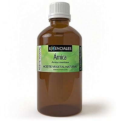 Árnica - Aceite vegetal - 100% Puro - 1 Litro