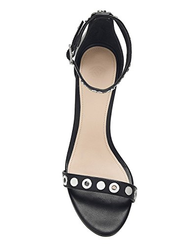 Guess Black Heel Sandals Party Black TUcpd1E0sk
