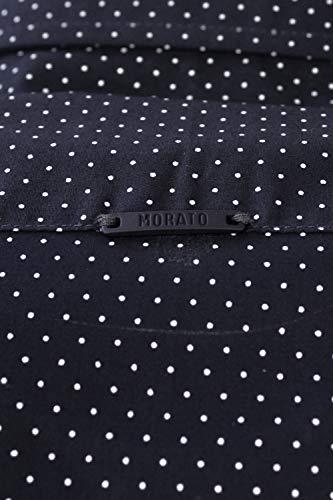 Camicia Antony Casual Uomo Blue Scuro Morato 4FF8w