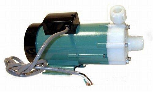 - Iwaki MD40RLXT Water Pump (Japanese Motor)