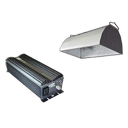Image of Ballasts SolisTek 600W Ballast & Reflector Combo - 120/240V (No Lamp)