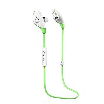 Auriculares con Bluetooth, Auriculares inalámbricos para Correr ...